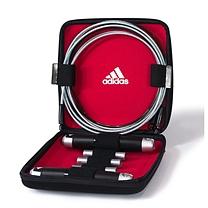 阿迪达斯 Adidas 跳绳组件 ADRP-11012 275cm  50G*2 100G*2配重辅件