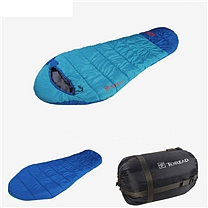 探路者2017夏季款便携保暖棉睡袋ZECF80731 200*80cm