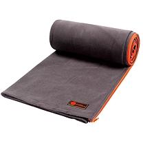 天石信封式抓绒睡袋 舒适温标: 5℃-15℃ 200*73cm