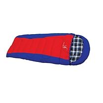 亚华/花蝴蝶户外YS-0221 信封带帽法兰绒睡袋 (190+30)X80CM