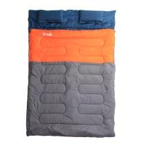 北山狼 双人睡袋 SL040 (190+30)*145 2.2kg