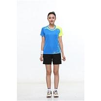 励扬 女装运动服 M号 RY-383134 M 100%聚酯纤维 (宝石蓝/荧光黄/荧光橙)