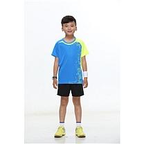 励扬 儿童装运动服 M号 RY-383133B M 100%聚酯纤维 (宝石蓝/荧光黄/荧光橙)