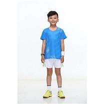 励扬 儿童装运动服 M号 RY-383137B M 100%聚酯纤维 (红色/荧光黄黑色/宝石蓝)