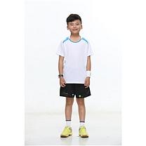 励扬 儿童装运动服 S号 RY-383131B S 100%聚酯纤维 (雪花白/中国红明亮黄/宝石蓝)