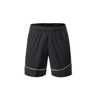 励扬 运动短裤 L号 RY-483243 L 100%聚酯纤维8%氨纶 (炫酷黑)