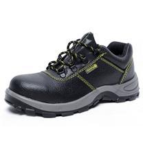 代尔塔 DEITAPLUS 安全鞋 301102 36码  1双/盒 (防砸防穿刺防静电)