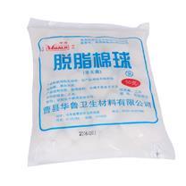 华鲁 医用棉球 50g/袋
