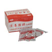 宏隆 消毒棉球 10袋/盒