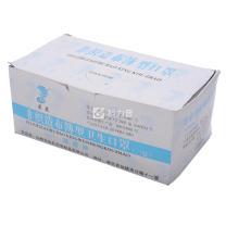 菊花 非织造布薄型卫生口罩  50个/盒 (三层 高滤型)