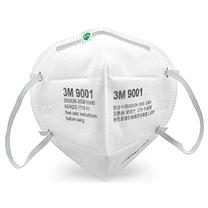 3M 自吸过滤式防颗粒物口罩 环保装 9001 50只/袋 (无独立包装)