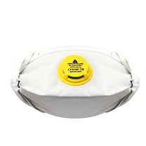 代尔塔 DEITAPLUS 活性炭无纺布口罩 104104  10只/袋 (M1200VPW)