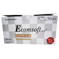 宜舒 一次性活性炭口罩 50只/盒