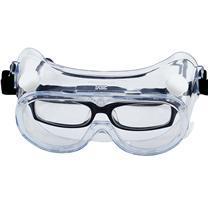 3M 防冲击眼罩 1621  (护目镜 经济款) (透明)