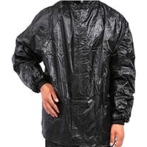 国产 桃皮绒高档雨衣  (上衣+裤子)(新老包装交替以实物为准)
