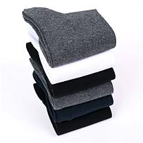 洁丽雅 grace 男士抗菌棉袜秋冬加厚保暖袜 G5967 均码 G5967 均码