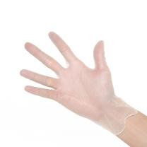 爱马斯 AMMEX 一次性PVC手套 GPX3C46100 L号  100只/盒