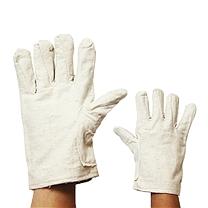国产 21支棉帆布手套  10副/打 (新老包装交替以实物为准)