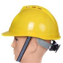 梅思安 MSA 豪华型安全帽 10172477 (黄色) (顶部带透气孔)