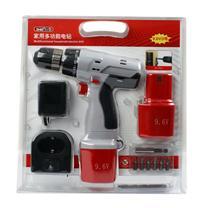 赛拓 便携式双电池电动枪钻 9707 9.6V