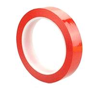 国产 5S桌面定位标识胶带 1cm*66M (红)