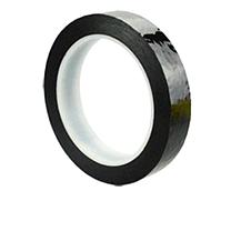 国产 5S桌面定位标识胶带 1cm*66M (黑)