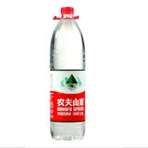 农夫山泉 饮用天然水 1.5L/瓶 12瓶/箱