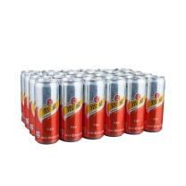 可口可乐 Coca'Cola 怡泉干姜水 整箱装 330ml/罐 24罐/箱