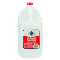 农夫山泉 饮用天然水 4L/桶 4桶/箱