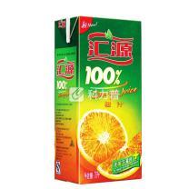 汇源 橙汁 1L/盒  (利乐包)