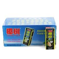 椰树 天然椰汁 245ml/盒  24盒/箱 (大包装)