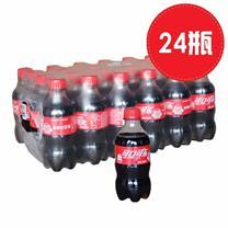 可口可乐 Coca'Cola 碳酸饮料 300ml/瓶  24瓶/箱 (大包装)