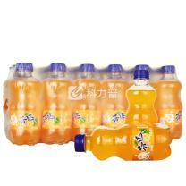 可口可乐 Coca'Cola 芬达 碳酸饮料 300ml/瓶  24瓶/箱 (仅限北上广)