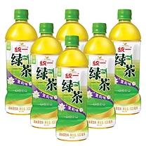 统一 Uni-President 绿茶 500ml/瓶 18瓶/箱
