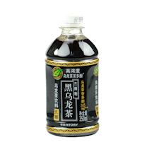 三得利 SUNTORY 黑乌龙茶 350ml/瓶 24瓶/箱 (无糖)