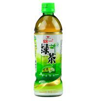统一 Uni-President 绿茶 500ml/瓶 15瓶/箱 (大包装)