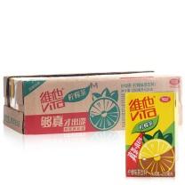 维他 Vita Coco 柠檬茶 250ml/盒  24盒/箱 (大包装)