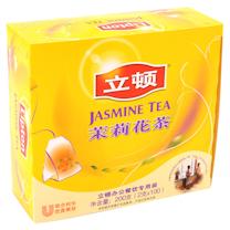 立顿 Lipton 茉莉花茶 2g/包 100包/盒