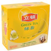 立顿 Lipton 绿茶 2g/包 100包/盒
