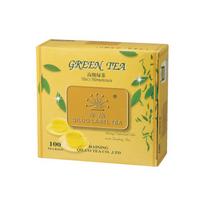 奇洛 QILUO 绿茶 高级 12盒/箱  100包/盒 (OD链接)