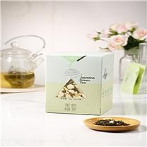 茶里 盒装三角包茉莉绿茶 2g/包 12包/盒 48盒/箱  (惠立链接)