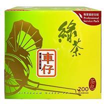立顿 Lipton 车仔绿茶 2g/包 200包/盒