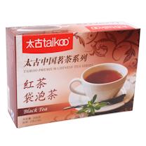 太古 taikoo 红茶袋泡茶 2g/包 100包/盒 (中国茗茶系列)