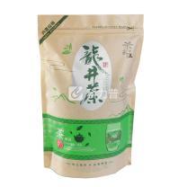食通车 龙井 鸿运茶系列 三级A 250g/袋  10袋/箱 (原称茶家汇,新老包装交替)