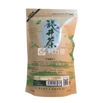 食通车 龙井茶 33# 250g/袋  (鸿运茶系列 10袋/箱) 原称茶家汇