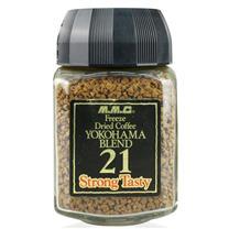 MMC 黑标速溶咖啡粉 21系列 80g/瓶 6瓶/箱 (浓郁醇厚)
