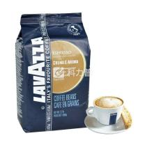 乐维萨 LAVAZZA 咖啡豆 1000g/袋  (意式醇香型6包/箱)
