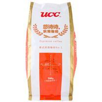 悠诗诗 UCC 意式烘焙咖啡豆 1号 500g/袋