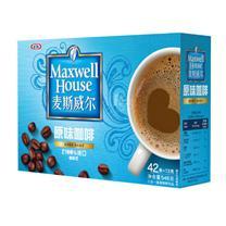 麦斯威尔 Maxwell House 三合一速溶咖啡 42条/盒 (原味)