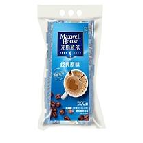麦斯威尔 Maxwell House 原味速溶咖啡 100条/盒 (OD) 100条/盒